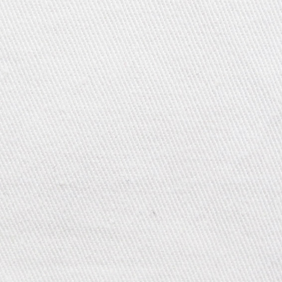 Gabardine 100% coton - Blanc