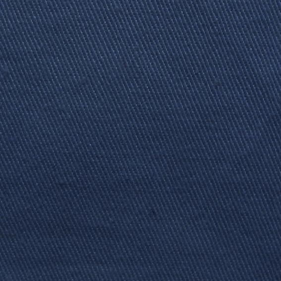 Gabardine 100% coton - Bleu nuit