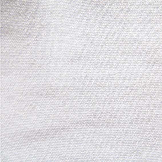 48% Viscose 48% coton 4% Elasthanne - Blanc