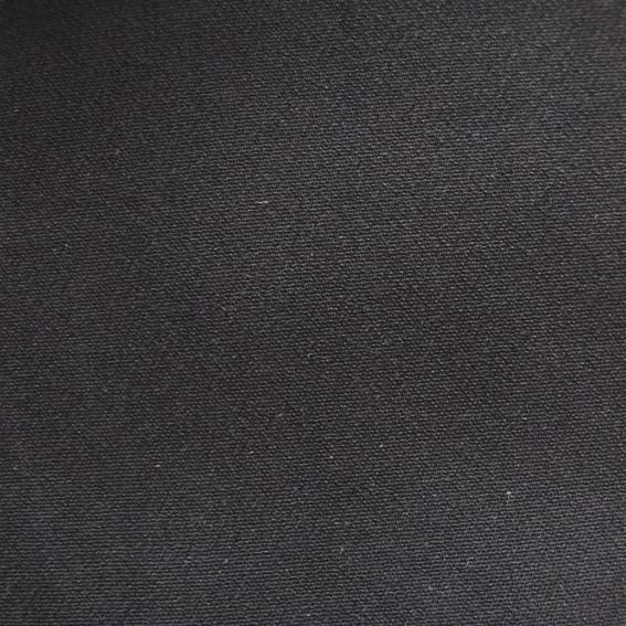 48% Viscose 48% coton 4% Elasthanne - Noir