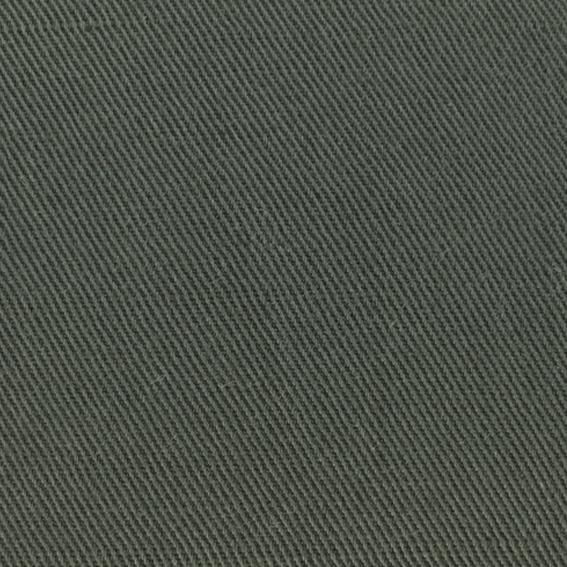 60% coton 40% lin - Vert militaire