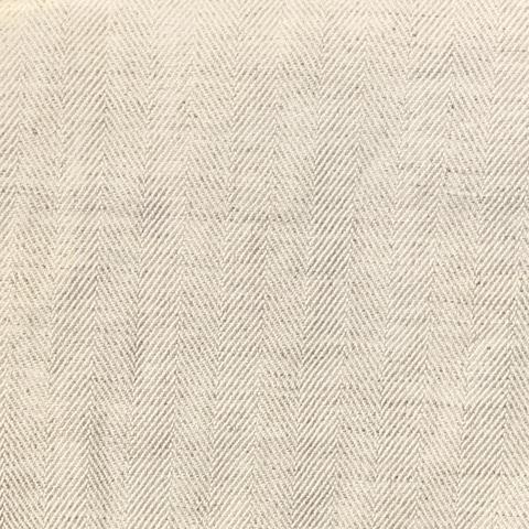 48% lin 52 % coton Beige