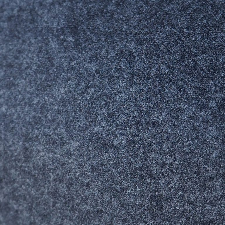 100% laine gris chiné