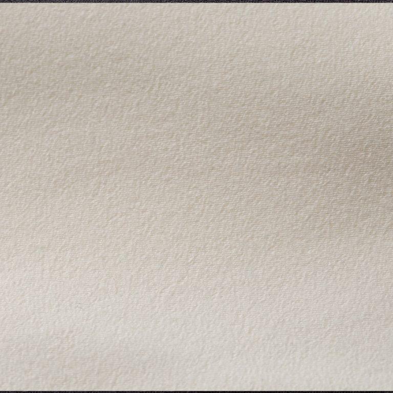 100% Polyester Japonais - fin Ecru
