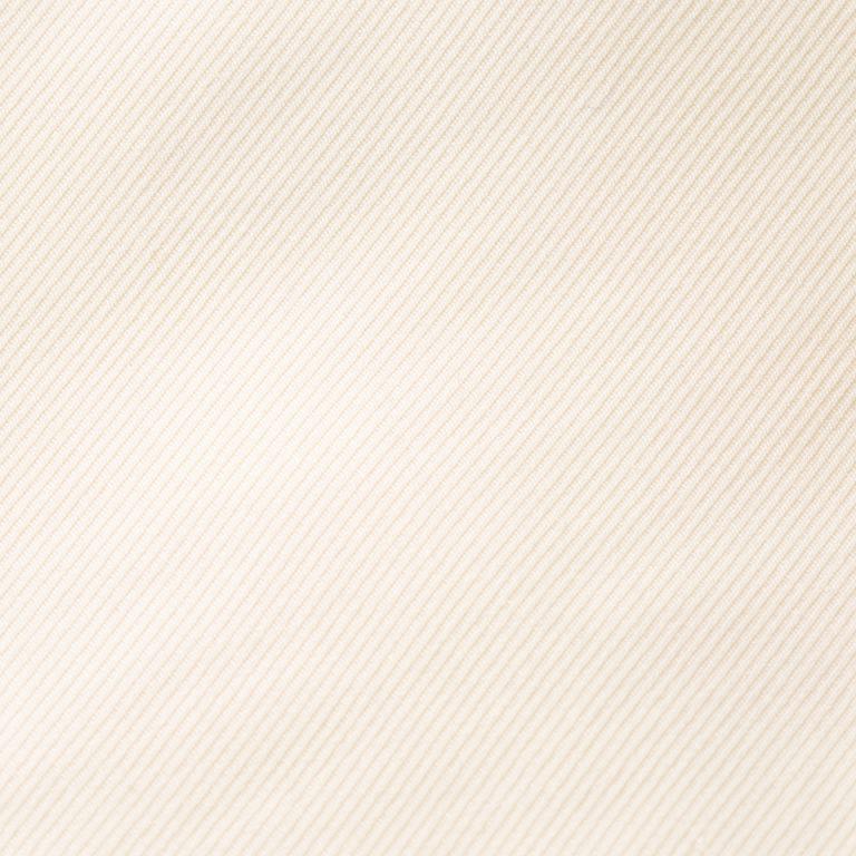 100% laine - Gabardine Ecru