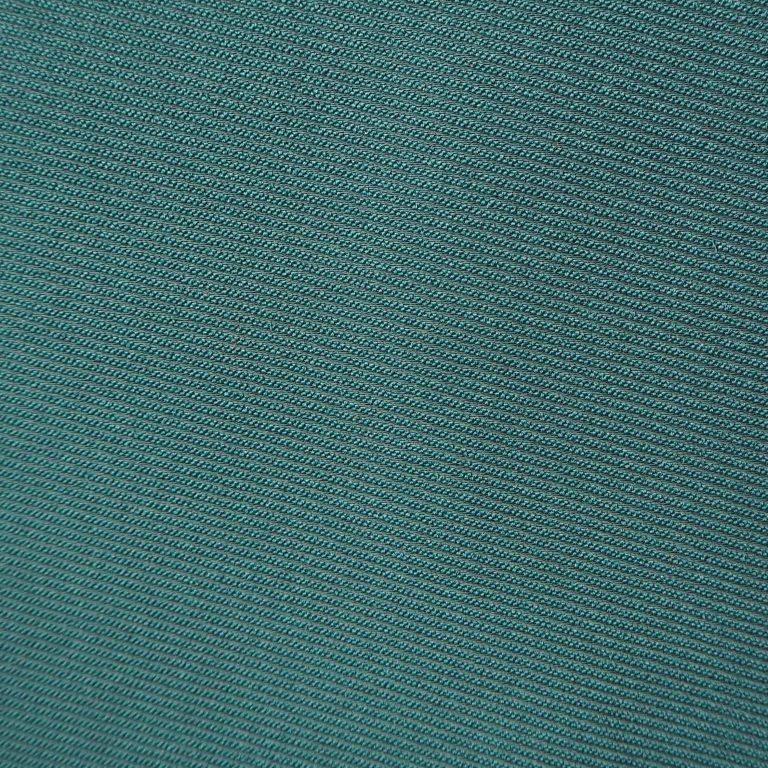 42% Coton 55% Plolyesther 3% elasthanne - Vert menthe