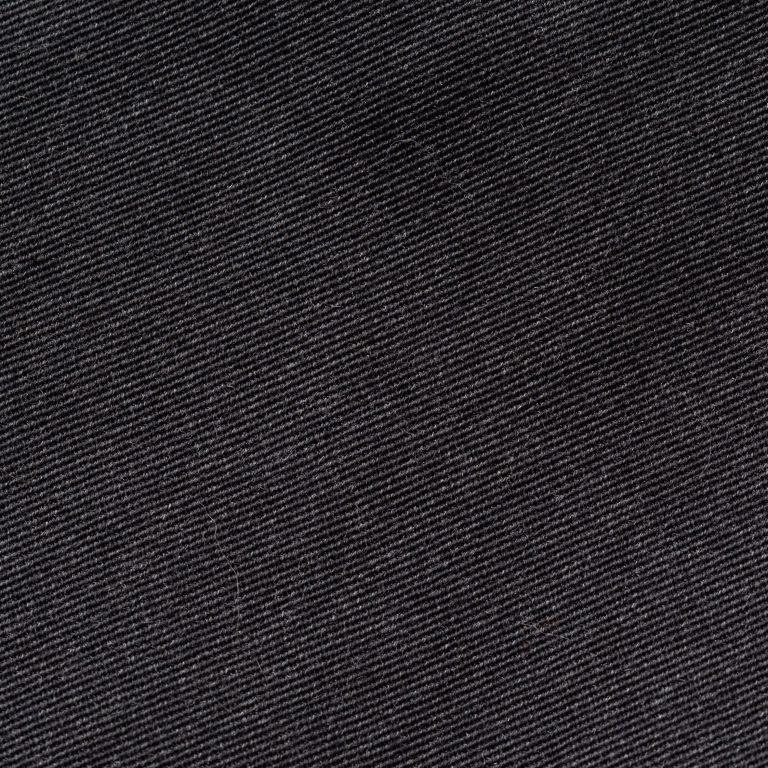 50% coton 50% laine - gris anthracite