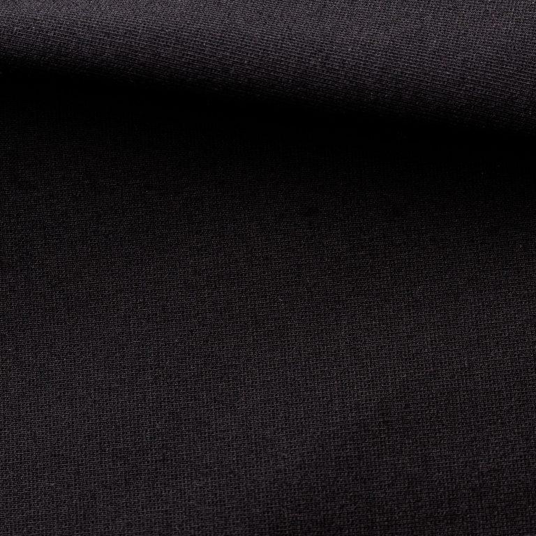 60% Vis 35% PA 5% SP- Jersey Milano Noir